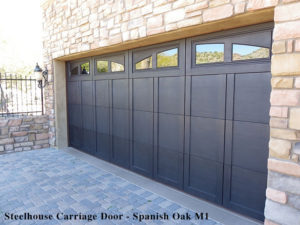 Beau Steelhouse Garage Doors. Wood Tones Door Gilbert Az